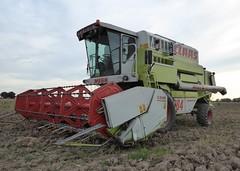 204 mega (seanofselby) Tags: claas dominator combine harvester 204 mega