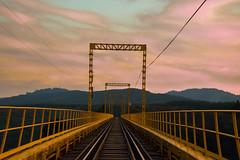 DSC_0266 (BlueAutumn2016) Tags: collipulli highway lights neon bridge malleco puentes
