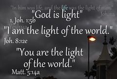 And The Life (Jouni Niirola) Tags: life yeshua jesus jeesus elm liv