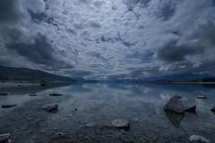 LAKE TEKAPO-2 (craig_thompson) Tags: lake tekapo new zealand newzealand nature clouds water rock rocky beauty tokina blue mountain