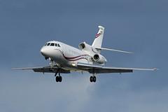 Exklusiv Aviation Services   Falcon 900B   TT-DIT (Globespotter) Tags: parisle bourget exklusiv aviation services falcon 900b ttdit