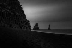 Dark Sands (TS446Photo) Tags: nikon longexposure coast sea iceland