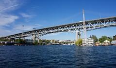 DSC01781 (cameronalvarado) Tags: university stadium lake lakeunion boating union seattle washington uw bridge bridges