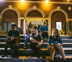 Downtown Boys Portrait @ New Alternative Music Festival Asbury Park 2016 VII (countfeed) Tags: downtownboys asburypark newjersey newalternativemusicfestival namf dongiovannirecords