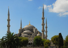 Sultan Ahmet Mosque, Istanbul (petrk747) Tags: sultanahmetmosque istanbul turkey mosque minarets architecture oldarchitecture bluemosque monument history city outdoor saariysqualitypictures