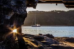 Fishing boat (mohammad.hossain@y7mail.com) Tags: bareisland laperouse sydney australia fishingboat