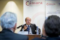 """Evento """"Nuevos retos para la economía española: crecimiento sostenible, unión de la energía e inmigración"""" • <a style=""""font-size:0.8em;"""" href=""""http://www.flickr.com/photos/132904123@N05/30090105375/"""" target=""""_blank"""">View on Flickr</a>"""