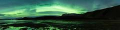 Panos 3 (veronique robin) Tags: iceland vk aurora auroraborealis auroreborale