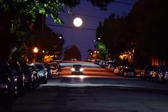 S U P E R _ M O O N !!!! (RASH Photography....) Tags: moon street view outdoor baltimore port beautiful