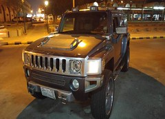 Hummer - H3T - 2006  (saudi-top-cars) Tags: