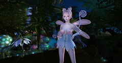 Orchid in Neverland (orchid.bolissima) Tags: calas ghaladon neverland pixie dust fairy fantasy