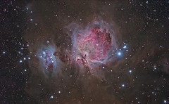 Messier 42 Final (maicongerminiani) Tags: orion nebula messier42 william optics canon 450d hutech filter iso400 deep space pixinsight photoshop cs6 astronomy tools astrometrydotnet:id=nova1775340 astrometrydotnet:status=solved