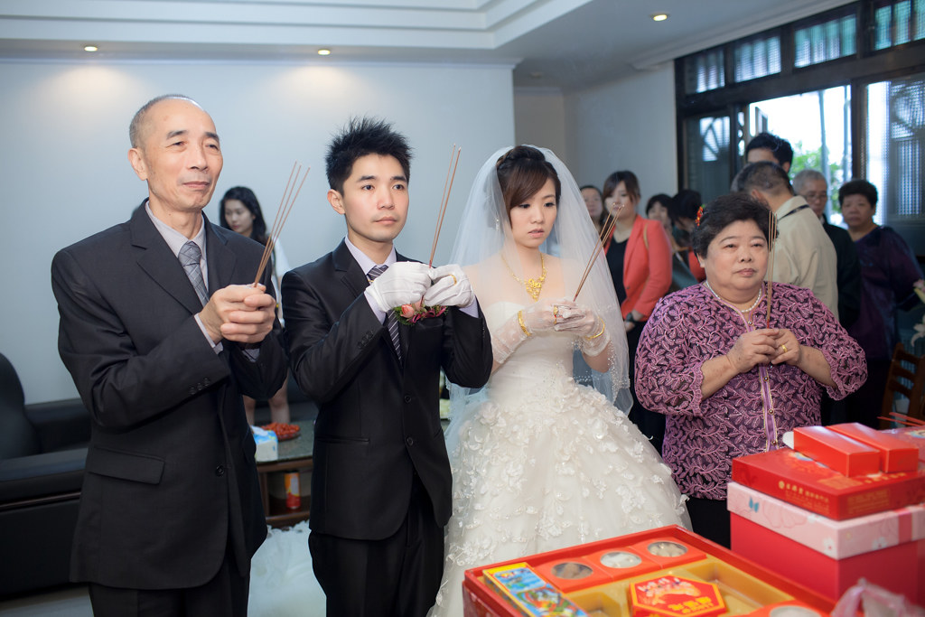 【婚禮紀錄∣拍照】新北市婚攝 柏元+梅子 欣榕園旗艦店