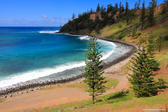 Ball Bay, Norfolk Island (Black Diamond Images) Tags: beach australia norfolkisland australianbeaches beachscapes beachlandscapes ballbay norfolkislandbeaches