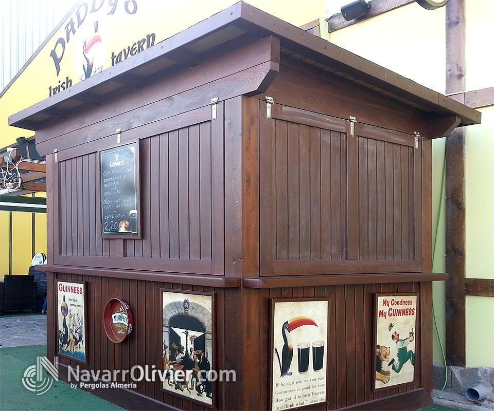 Caseta para terraza top caseta de madera para with caseta for Casetas para terrazas