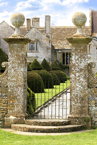 Lytes Cary Manor House