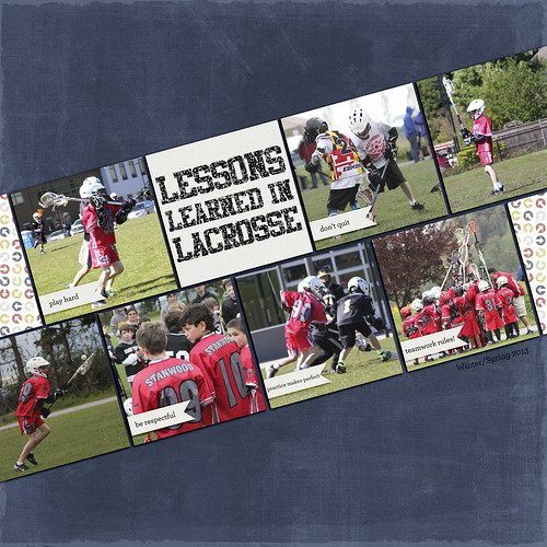 Lessons Learned in Lacrosse