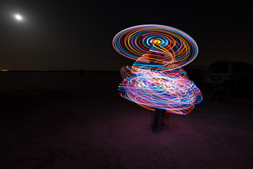 Light Hooping