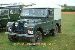 SXF 130 (PeterJarman2001) Tags: 1 utility rover civil land series 130 86 defence sxf cavalcade rushden