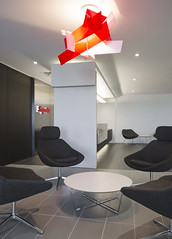 Seating Area 1 (interprisedesign) Tags: modern design office interior lobby business signage interiordesign conferenceroom receptionarea saputo interprise