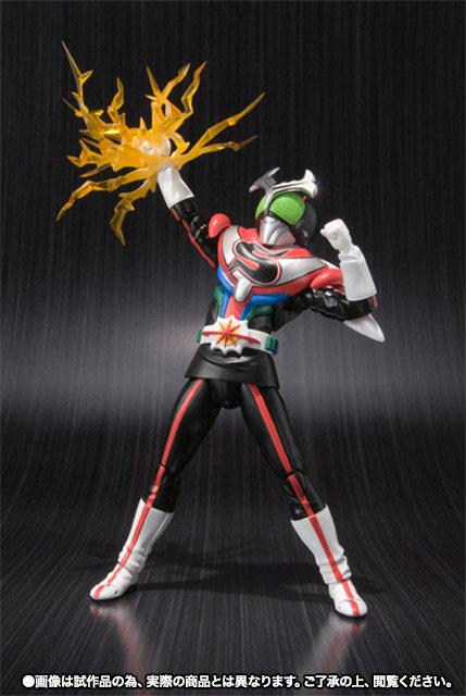 S.H. Figuarts Kamen Rider 強人(充電強化版)
