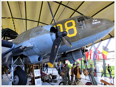 Douglas C47 Dakota (Aerofossile2012) Tags: museum musee normandie usaf normandy dday dakota c47 utahbeach saintemereeglise