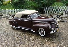 1941 Chevrolet Special DeLuxe Convertible (JCarnutz) Tags: chevrolet convertible 1941 diecast 124scale danburymint