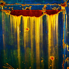 Waterfall / Cascata (Giorgio Ghezzi) Tags: abstract crust rust astratto ruggine crosta giorgioghezzi