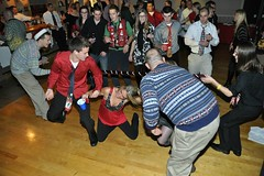 Holiday Party 12-17-11 (nitgroove) Tags: christmas xmas family friends party holiday dance dancing special entertainment needle production groove occasion goodtimes needleinthegroovenycom nitgroove
