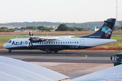 Aerospatiale ATR 72-600 (Ícaro Roberto) Tags: azul de aeroporto goiânia atr raridade sbgo praqf