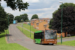 Nottingham City Transport 390 (Ash Hammond) Tags: nottinghamcitytransport alexanderdennisenviro200 390 yx63gxu