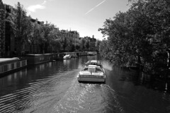 Canal NL (Daniel Maguire) Tags: summer vacation holiday holland water netherlands amsterdam canal warm europe european daniel union thenetherlands maguire canon600d