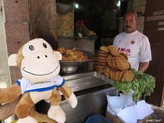 Cambridge English Monkey Travelling the World - Luxor, Egypt (Cambridge English, East Asia) Tags: cambridge english monkey travelling world luxor egypt