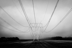 electricity 03 (tvdijk19) Tags: fuji xt1 flevoland netherlands electricity landscape
