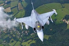 The vigorous Gripen packed with darts and arrows! (xnir) Tags: saab gripen air2air nirbenyosef aviation military xnir nir ©nirbenyosefxnir