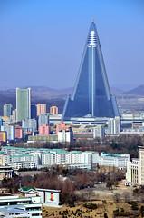 Ryugyong Hotel (Gedsman) Tags: northkorea north korea pyongyang kim communism communist juche history tradition