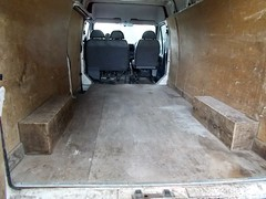 1997 FORD TRANSIT 190 VAN 2496cc P971URF (Midlands Vehicle Photographer.) Tags: 1997 ford transit 190 van 2496cc p971urf