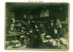 Bureau des employés