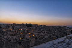 Matera 4 (Fiorry) Tags: matera italia italy tramonto citta patrimonio unescu umanita nikon d750 cultura 2019