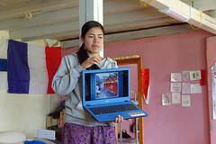 IMGP0071 (Henk de Regt) Tags: mongolië mongolia mohron mce buhug vrijwilligers volunteers children kinderen school sport games fun waterfight slangenmens contortionist summercamp