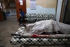 Conflictos Siria (Seal Informativa) Tags: topshots horizontal middleeast civilwar revolt civilianpopulation consequencesofwar victim corpse airraid bombardment documentationselection douma syria