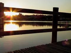 Pr-do-Sol (juciarapferreira) Tags: pordosol entardecer sunset sun sky sombras summer siluetas parquedasnaesindgenasms parques paisagem campograndems capitalms juciarapianc