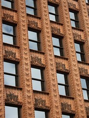 5 (brittanycontratto) Tags: outdoor building architecture terracotta windows repeating pattern repeatingpattern buffalonewyork newyork ny buffalo tiles terracottatiles prudentialbuilding prudential guarantybuilding skyscraper louissullivan