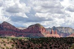 Monsoon Clouds (MudflapDC) Tags: redrocks sedona nationalmonument travel cloudy monsoon arizona vacation 2016 holiday greyskies unitedstates us