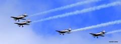 The Blades J78A0791 (M0JRA) Tags: farnborough international airshow bizz blades jets flying planes aircraft landings take off