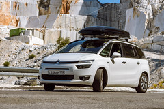 (lxpro) Tags: citroen citron events grandc4picasso italy places season time toscana vehicle car summer vacation         massa it