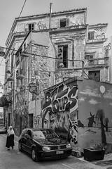 Psyri (Thomas Mulchi) Tags: psyri athens attica greece 2016 bw hdr athina atticaregion gr