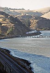 4 of Amtrak F40PH with a San Joaquin (railfan 44) Tags: amtrak