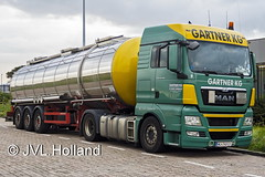 MAN TGX 18.440  A  'GARTNER KG' 160810-015-c5 JVL.Holland (JVL.Holland John & Vera) Tags: mantgx18440 a gartnerkg truck transport vervoer netherlands nederland holland europe canon jvlholland