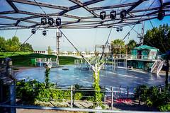 FS Garten # 2 # Fuji DL Mini Fuji S200 Farbnegativ - 1999 (irisisopen f/8light) Tags: fuji dl mini film analog superia200 farbe color colour irisisopen